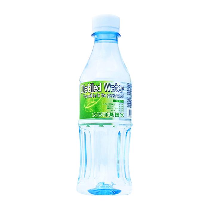 大西洋蒸餾水330mlX24入