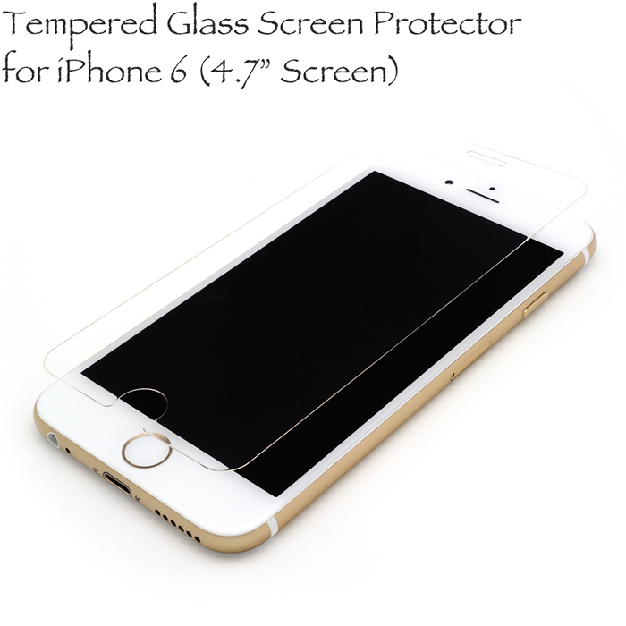 Wild Electronics 超超薄玻璃保護貼 iPhone6/6s (4.7吋)-手機平板配件-myfone購物