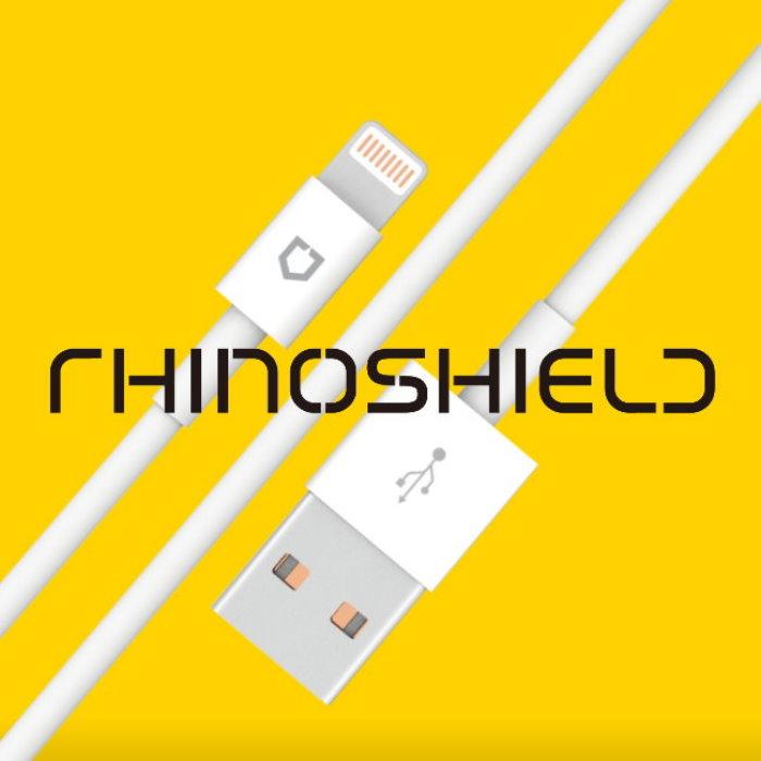 (加購)RHINO SHIELD犀牛盾 Lightning USB傳輸線(1m)