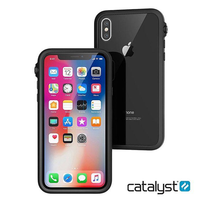 CATALYST iPhone X 防摔耐衝擊保護殼軍綠色