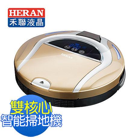 【拆封福利品】HERAN禾聯 雙核心智能掃地機器人HVR-101E3