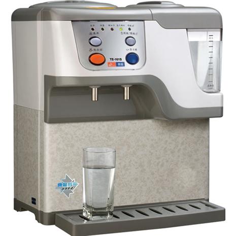 【東龍】蒸汽式電動出水溫熱開飲機 TE-161S