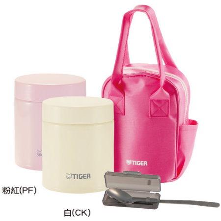 【虎牌】0.5L不銹鋼保溫/保冷真空食物罐 MCJ-A050