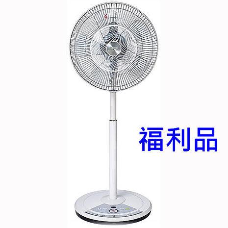 超殺福利品【聲寶】14吋ECO智能溫控DC節能風扇 SK-ZH14DR