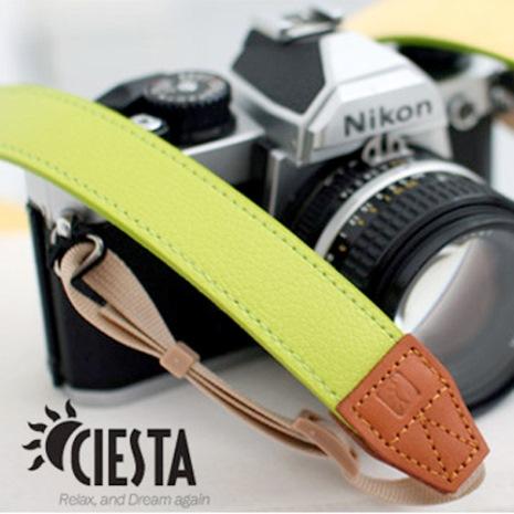 CIESTA Sweety Yellow Green相機背帶(芬芳綠/F25006)