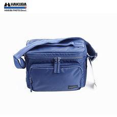 HAKUBA LUFTDEISGN BROS Shoulder相機包 XS藍色