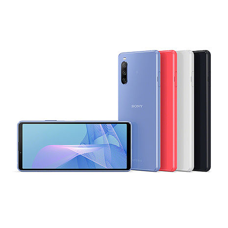 SONY Xperia 10 III 6吋智慧手機(6G/128)