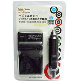 ROWA JAPAN 數位相機快速充電器 PANASONIC DMW-BLF19 BLF19 DMC-GH3 GH3 GH3A GH3AGK GH3GK GH3H GH3HGK GH3K BODY
