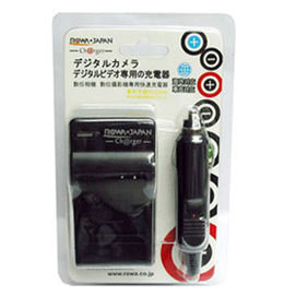ROWA JAPAN Panasonic VW-VBN260 充電器 HDC - HS900、HDC - SD900、HDC - TM900