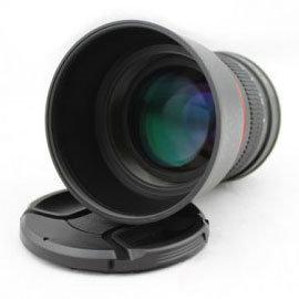 ROWA.JAPAN 單眼相機專用鏡頭 85mm F1.8大光圈手動定焦鏡 For Nikon & Canon