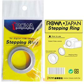 ROWAJAPAN 轉接環【37→52mm】37mm轉52mm 37mm-52mm 37轉52 37-52