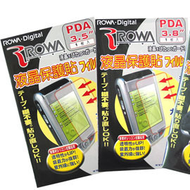 【T200/T900專用】LCD液晶營幕保護貼膜 雙面 軟質保護貼 適用相機/攝影機/PDA