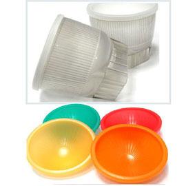 ROWA 碗型柔光罩 附贈5色柔光蓋【P3款】 NIKON SB26/27/28 SONY F56AM SIGMA EF500適用