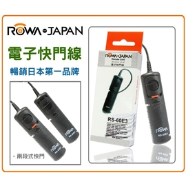 ROWA MINI電子快門線【RM-S1AM】適用 Sony a100 a200 a300 a350 a700 a550 Minolta Dynax 7d/5D/9/5/4/3/807si
