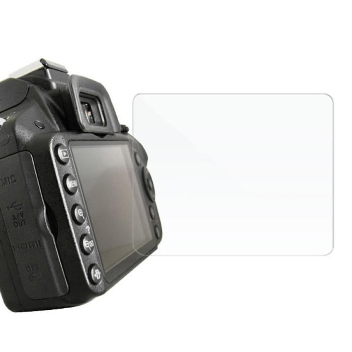 ROWA 鋼化玻璃保護貼for CASIO ZR5000/ZR3500/TR15 專用
