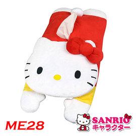【預購】Hello Kitty 凱蒂貓 伏姿仰首面紙套 ME28