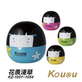 【預購】日本香王 Kouou 花羨淺草 車用芳香消臭劑 KZ-105