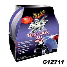 【預購】Meguiars NXT新世代奈膜科技蠟2.0(固態) G12711