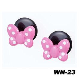 【預購】日本NAPOLEX Disney 米妮隨意掛勾 WN-23-相機.消費電子.汽機車-myfone購物