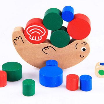 可愛小鳥平衡積木(一盒)*特賣*-居家日用.傢俱寢具-myfone購物