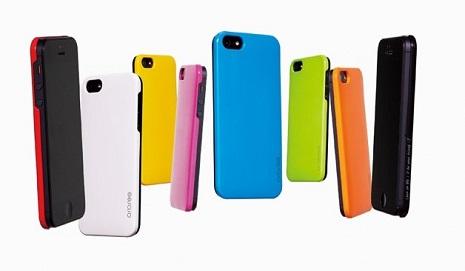 【Araree】Half i5/5S 手機保護殼-手機平板配件-myfone購物