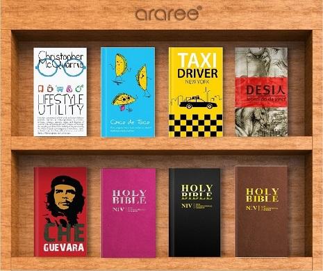 【Araree】Book cover i5/5S 側掀保護套-手機平板配件-myfone購物