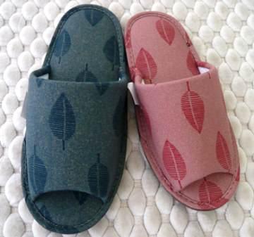 (e鞋院) 【復古秋葉】舒適室內拖鞋