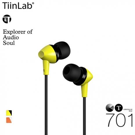 【TiinLab】Crystal of TFAT CT 水晶系列 - CT701(黃綠)-3C電腦週邊-myfone購物