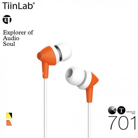 【TiinLab】Crystal of TFAT CT 水晶系列 - CT701(橘色)