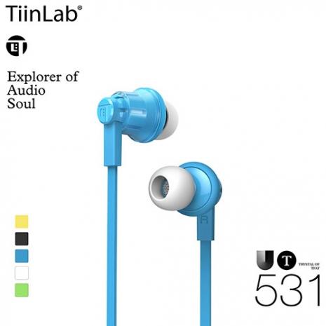 【TiinLab】Universe of TFAT UT 全域系列 - UT531(共五色)白