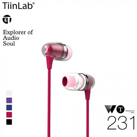 【TiinLab】Whisper of TFAT WT 耳語系列 - WT231桃粉