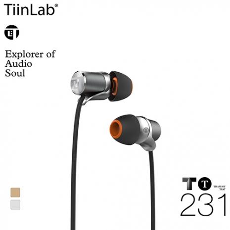 【TiinLab】TBass of TFAT TT T低音系列 - TT231石墨黑