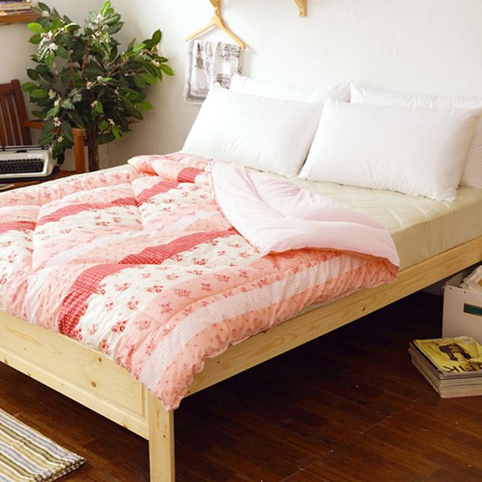APP-【FOCA】3M -新款吸濕排精梳棉感四季被(150*180cm)-幸福時刻