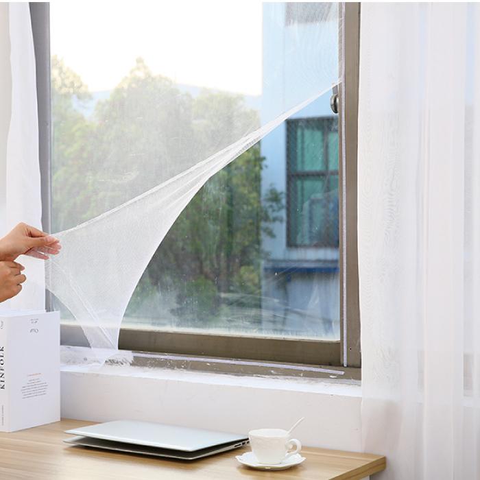 【買一送一】自黏可裁切防蚊紗