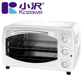 小澤21L旋風大烤箱雪白限量版(KW-2202F)