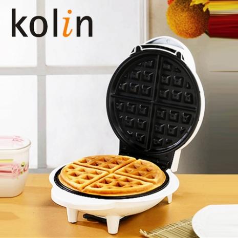 歌林Kolin-圓型鬆餅機(KT-LNW01)-家電.影音-myfone購物