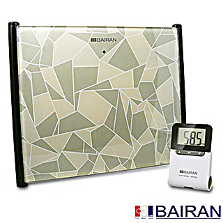 【BAIRAN白朗】紅外線BMI指數體重計(FBMI-A27)