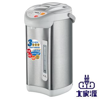 大家源-三段定溫熱水瓶4.2L(TCY-2024)