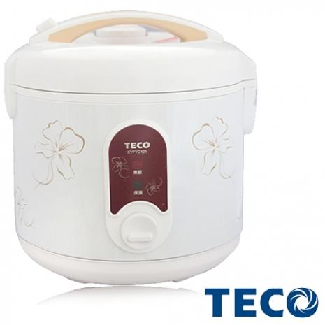 東元TECO-10人份電子鍋(XYFYC101)