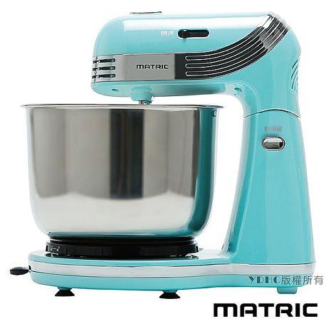 日本松木MATRIC抬頭式點心烘焙專用攪拌機MG-TM2501