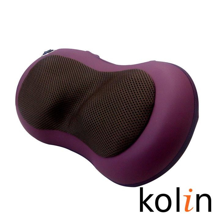 歌林Kolin 溫熱型揉捏按摩靠墊KMA-LN007