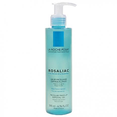 La Roche-Posay理膚寶水 抗紅舒敏保濕卸妝凝膠(200ml)