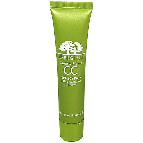 Origins品木宣言 淨觀奇變美肌修護CC霜SPF20PA++(40ml)