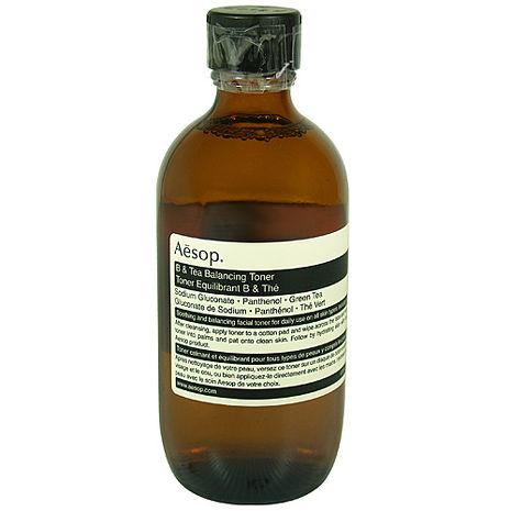 Aesop B綠茶平衡調理液(200ml)