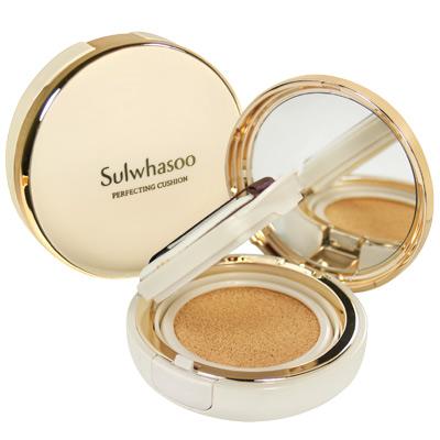 Sulwhasoo雪花秀 完美絲絨氣墊式粉霜SPF50+PA+++(15g*2)#23自然膚色