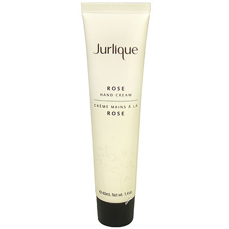 Jurlique茱莉蔻 玫瑰護手霜(40ml)-新款軟管裝-美妝‧保養‧香氛‧精品-myfone購物