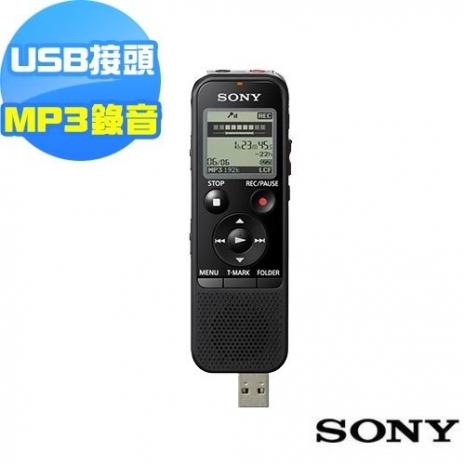 SONY多功能數位錄音筆 4GB (ICD-PX440) 送魔術毛巾