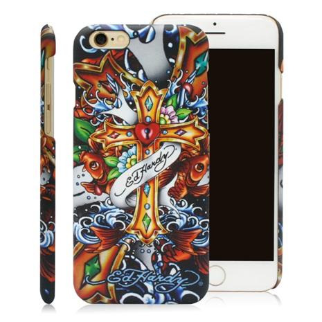 Ed Hardy iPhone 6/6S (4.7吋)保護殼-十字架