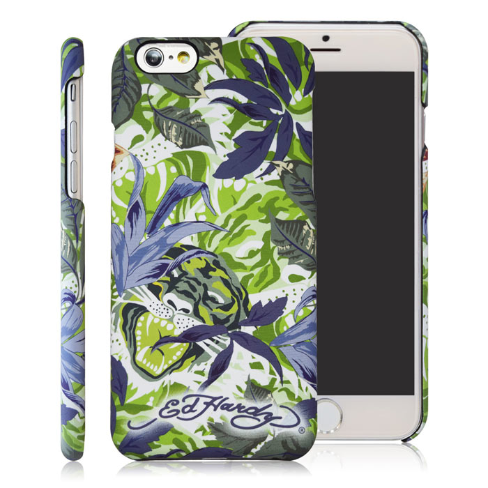 Ed Hardy iPhone 6/6S (4.7吋)保護殼-猛虎叢林