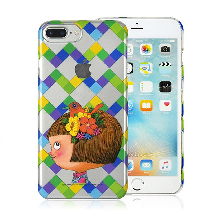 幾米 iPhone 7 Plus 5.5吋 透明手機殼-逗趣小完美-手機平板配件-myfone購物